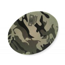 Camouflage Flicken zum Aufbügeln, grün ca.140mm