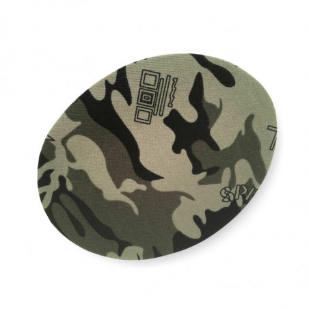 Iron on patch, Camouflage woods
