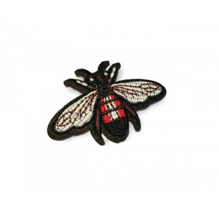 Fashion Aufnäher Fliege