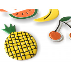 4 soft mobile sticker removable, VITAMIN