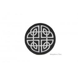 Goth Kult Knoten, Aufnäher zum Aufügeln